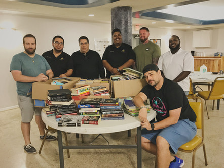 Hialeah-Opa-Locka Lodge No. 391 Promotes Literacy within Inner City Communities