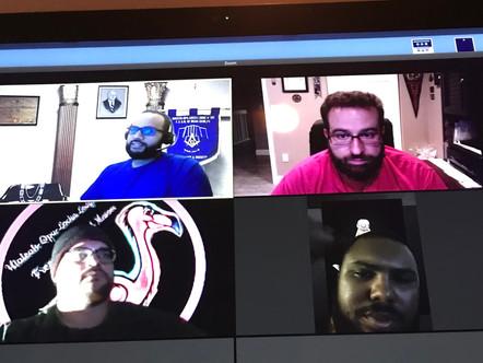 Virtual Fellowship Keeping Freemasonry Strong