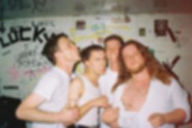 Matt Bourke and the Delusional Drunks
