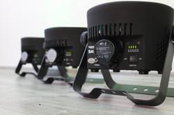Varytec Bat Par 3 Akku LED