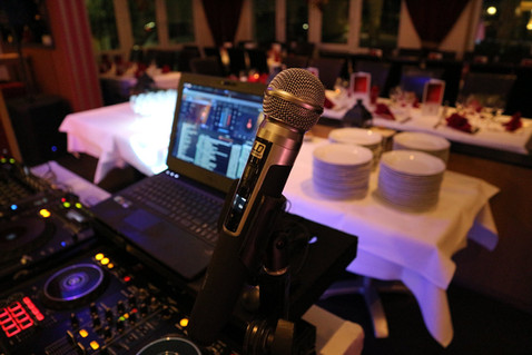 Funkmikrofon inkl.