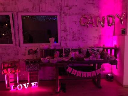 Candybar Illuminiert