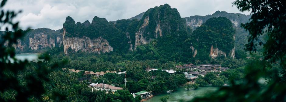 Thailand Climbing Info