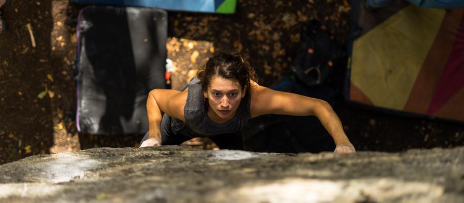 Triple Crown Bouldering Series Photo's