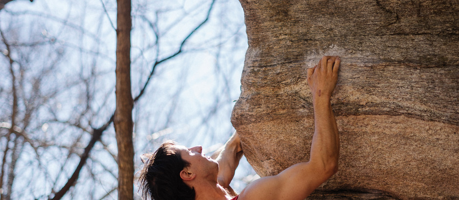 Photos from the Rumbling Bald Climbing Comp 2018