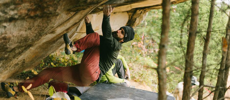 Triple Crown Bouldering Series: Stone Fort Photos