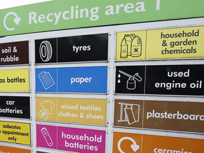 Newbury Recycling Centre closed to the Hampshire Border