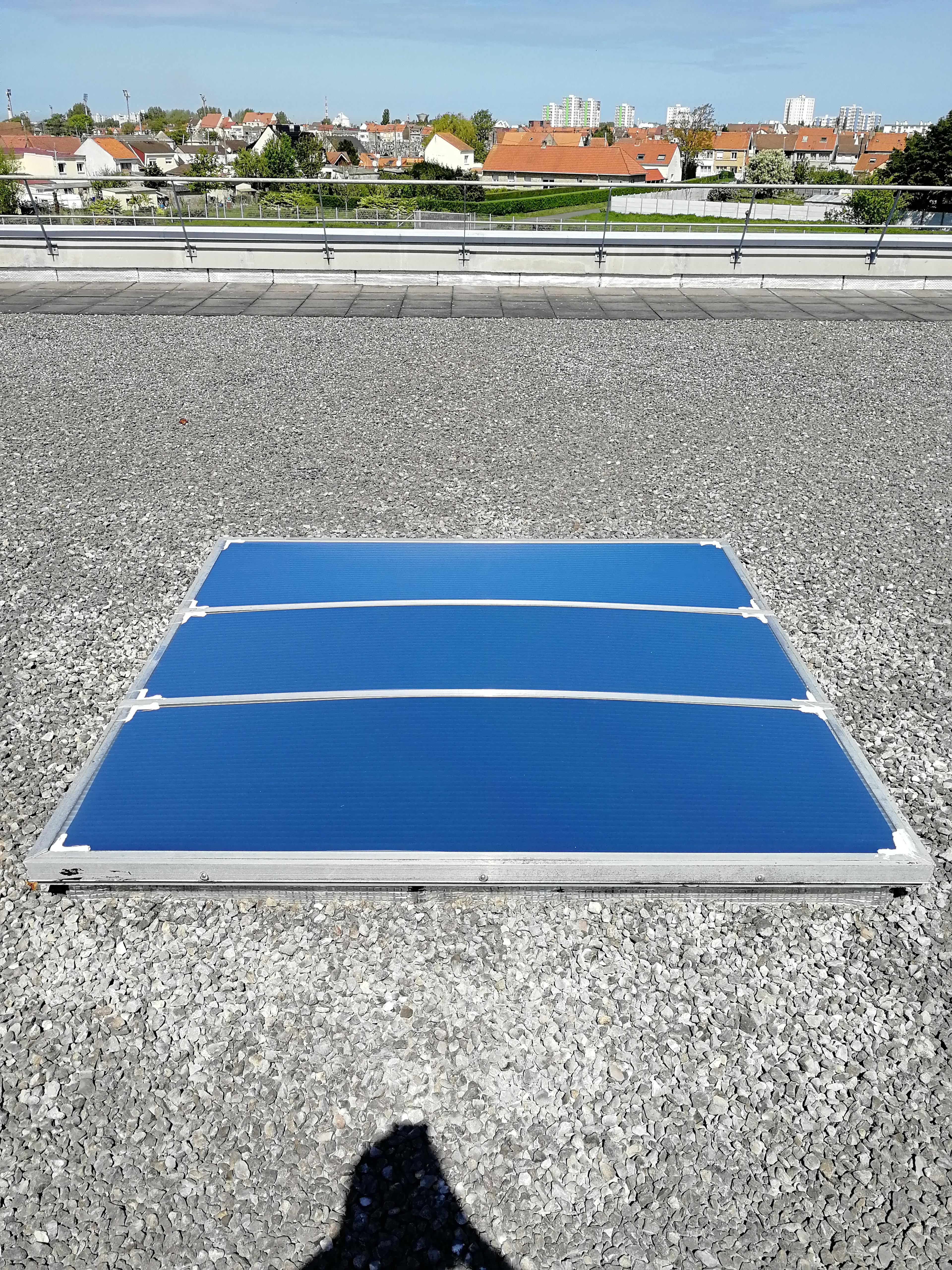 Film solaire polycarbonate