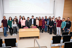 Meeting with Prof. Luisa De Cola 4