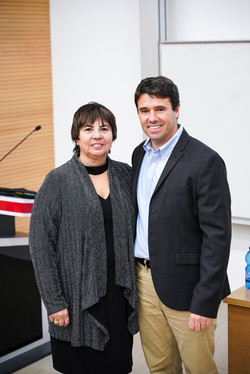 Meeting with Prof. Luisa De Cola 2