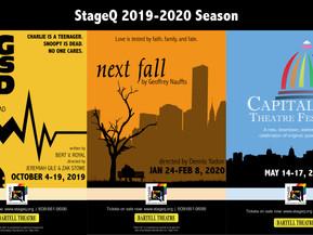 StageQ Announces 2019-2020 Season