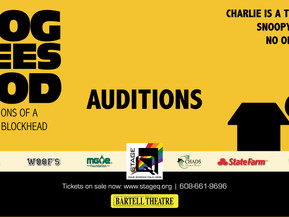 Announcing Auditions for Dog Sees God