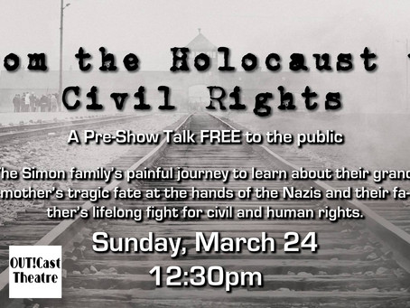 StageQ to host Holocaust presentation