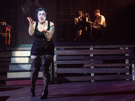 Reviews are in! Cabaret is a hit.