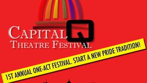 Submissions Open for CapitalQ Theatre Festival