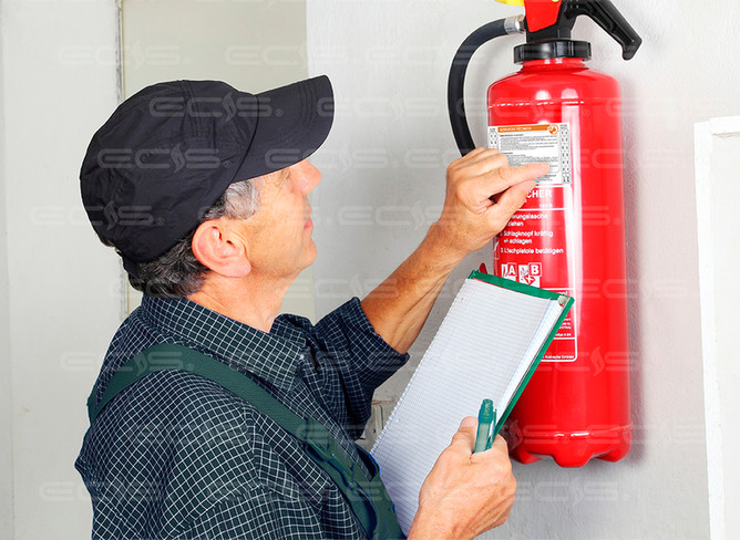Inspección, Mantención y Recarga de Extintores. Conoce en que consisten y cada cuanto se realizan