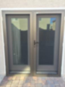 Security Doors in Clark County