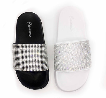 Diamond slippers