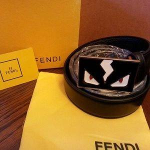 Fendi Monster Belt