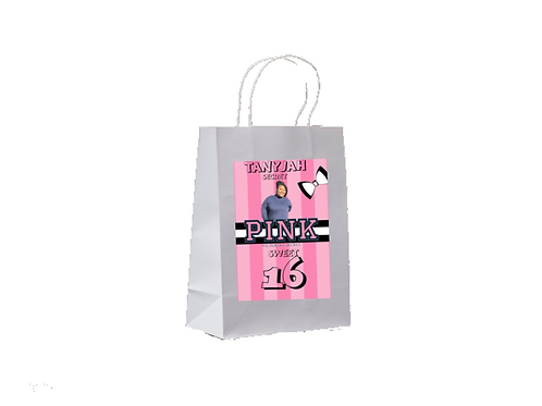Personalized Treat Bags