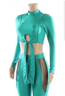 2-Piece Lycra leggings