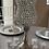 Thumbnail: Diamond ball vase 2ft
