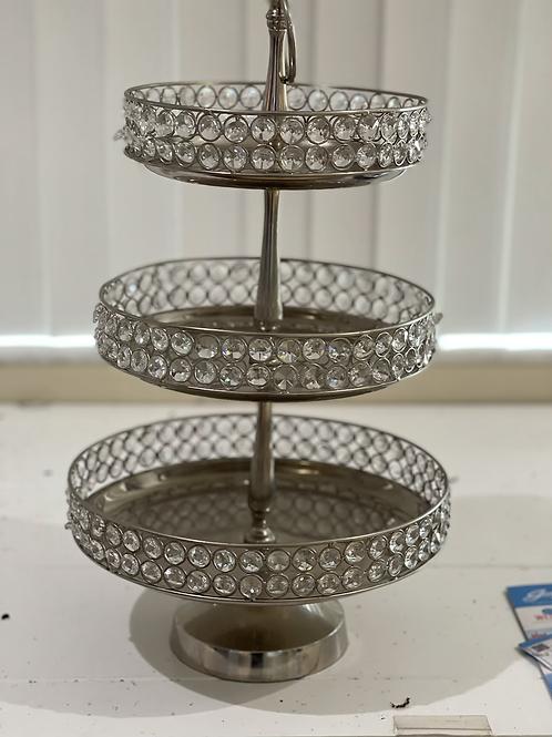 Diamond Tiered Tray