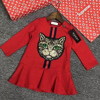 CAT ADDITION DRESS