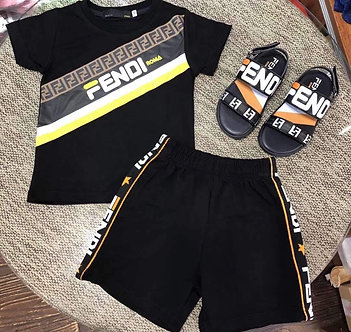 Fendi 2-piece (shoes not included )