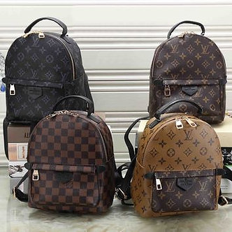 Miniature LV Backpack