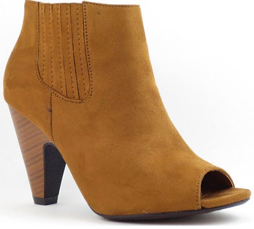 CAMEL LOW BOOT