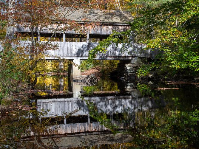 Bridge Over Calm Water_Steve Zarrella_19