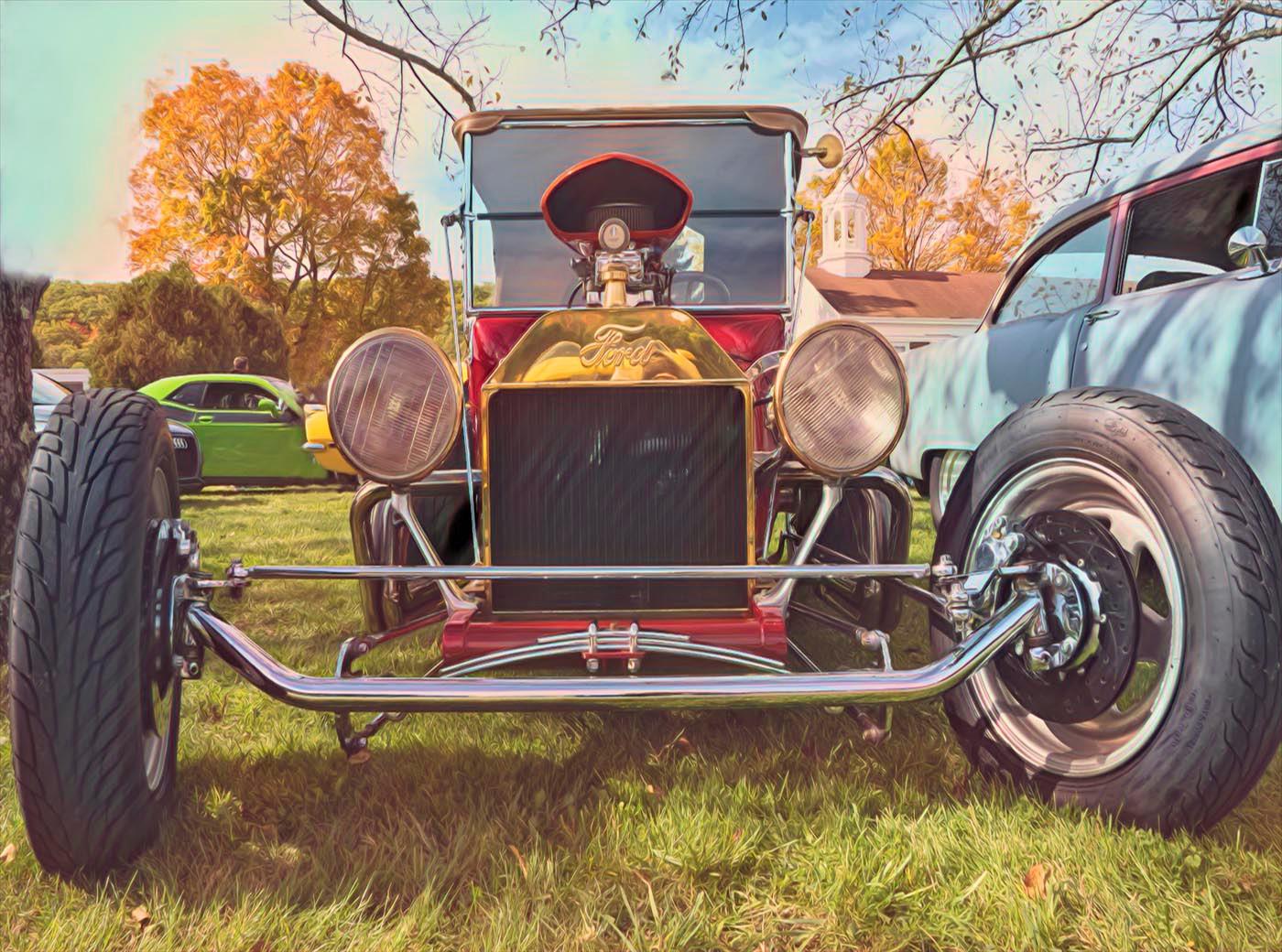 Autumn car show_Cathy Robbins_Honorable