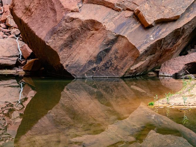 Stone Reflection_Amor Lomibao_Second Pla