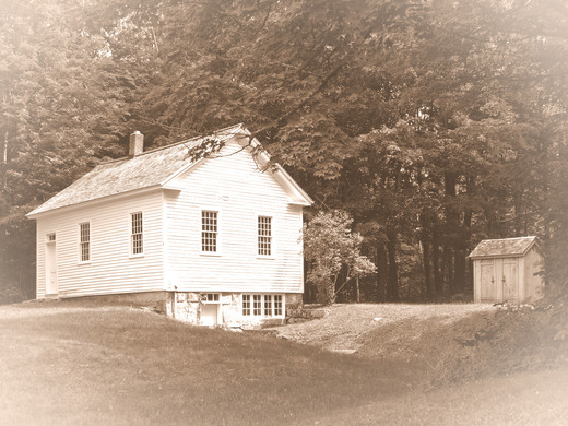 1821 Schoolhouse_Honorable Mention_Honor
