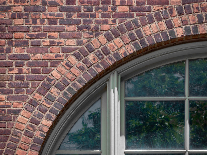 Brickwork and Reflection_Fred Tullock_22