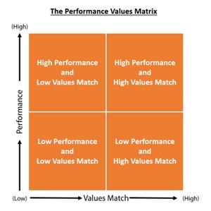 Performance Values Matrix Welch Blanchard