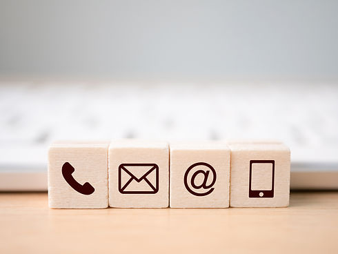 Image Of How To Get In Touch