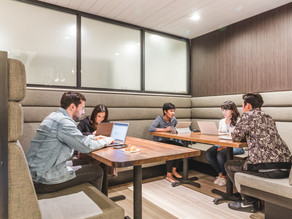 Why People Simply Work Better in Shared Work Spaces