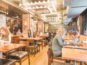 Cool working spaces in New York's hottest restaurants