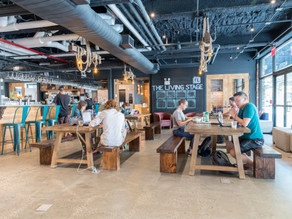 Coffee shops and cafés versus KettleSpace
