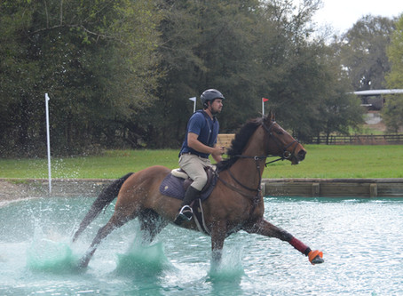 Into To Eventing: XC Clinic