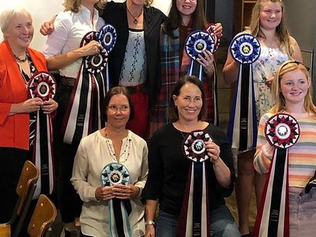 Congrats Dressage Niagara riders