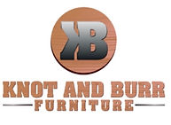 knot and burr logo.