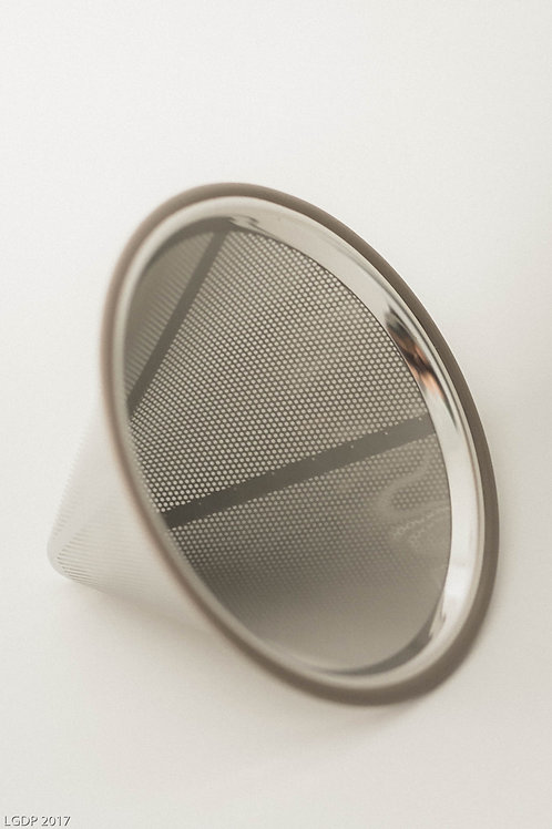 108 - Stainless Steel Filter