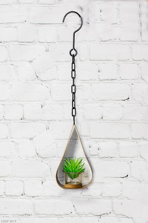 305 - Hanging Candle/Air plant Holder