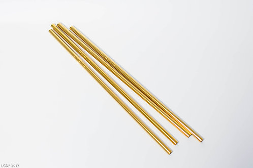103 - Medal Straw (set of 4)