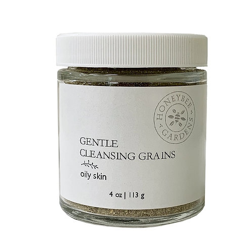 415 - Gentle Cleansing Grains Oily Skin