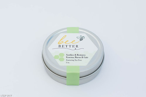 408 - Bee Better Burns and Wounds Cream