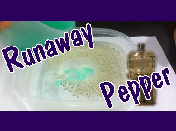 Runaway Pepper